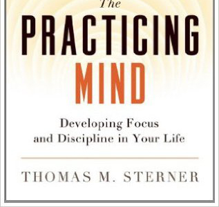 The Practicing Mind cover