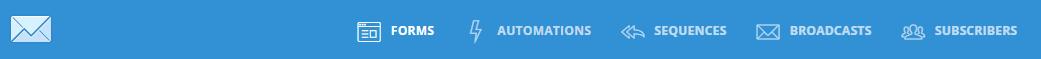 convertkit admin 1